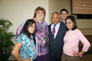 Richard Emperado and Family (PHILIPPINES) Working to evangelize the Philippines and train Gospel preachers