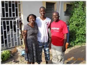 Sylvester Imogoh and family (NIGERIA) Working to evangelize Nigeria using World Bible School