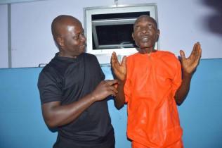 goschar nigeria baptism